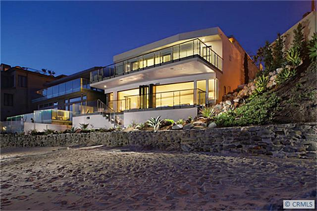 Laguna beach contemporary homes for sale over 15 million for Houses for sale laguna beach