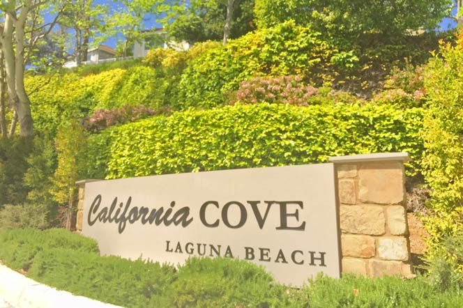 California Cove Laguna Beach Community