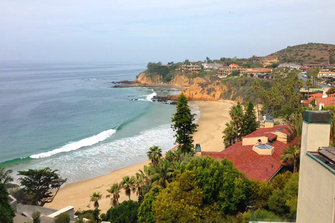 Image of an Emerald Bay Home With Views of Irvine Cove in Laguna Beach, CA