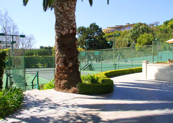 Emerald Bay Tennis | Emerald Bay Laguna Beach Real Estate