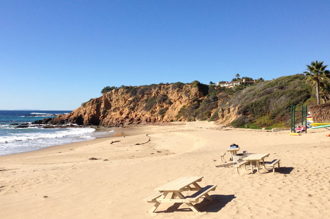 Irvine Cove Beach | Laguna Beach, California