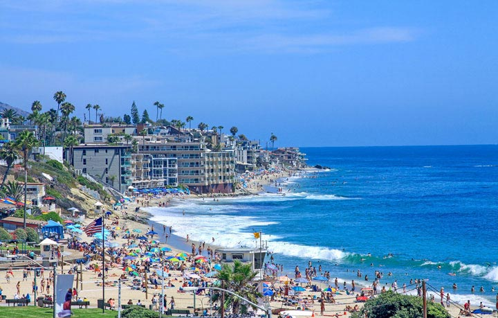 Laguna Cliffs Condos in Laguna Beach, California