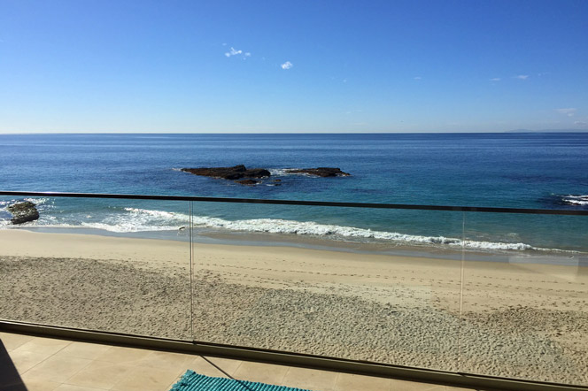 Laguna Lido Ocean View Condos In Laguna Beach, California