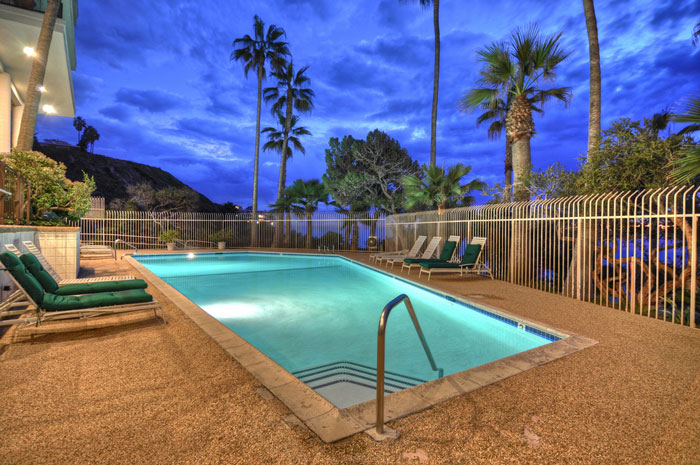 Laguna Royale Community Pool | Laguna Beach Real Estate