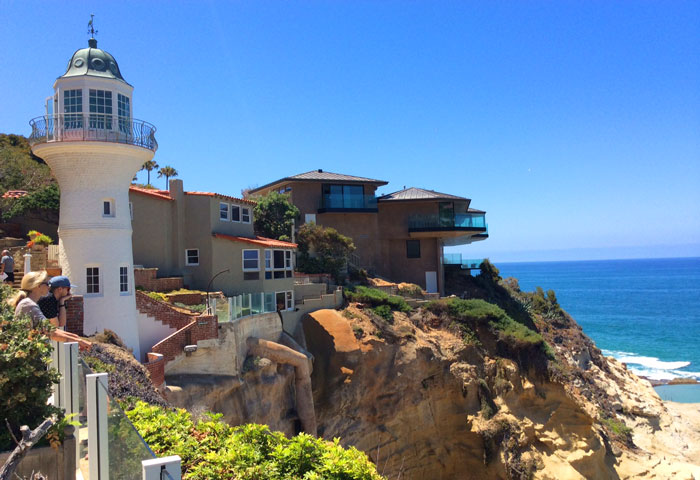 Lighthouse Home in Laguna Beach, California | Three Arch Bay community