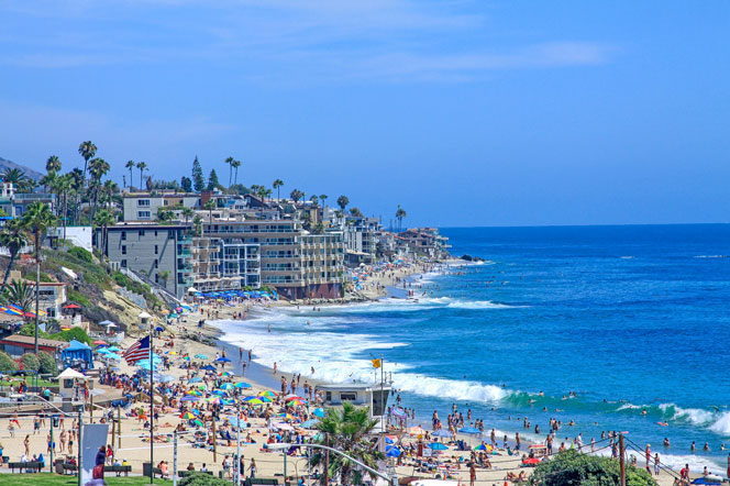 Surfer Building Condos For Sale | Laguna Beach Real Estate