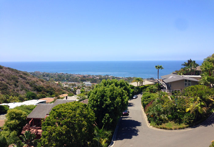 Mystic Hills Ocean Views in Laguna Beach, California