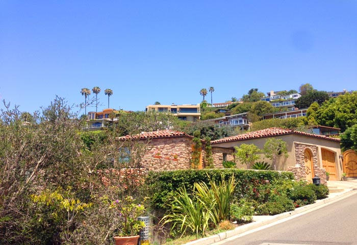 Mystic Hills Homes in Laguna Beach, California