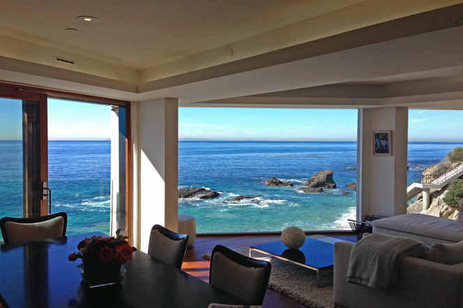 Ocean Way Ocean Front Homes | Laguna Beach Real Estate