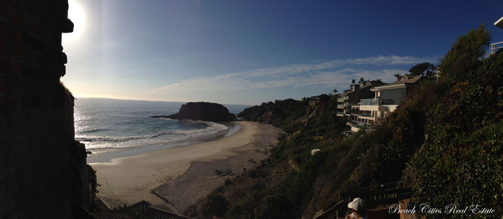 Panoramic North Views Three Arch Bay | Laguna Beach, CA