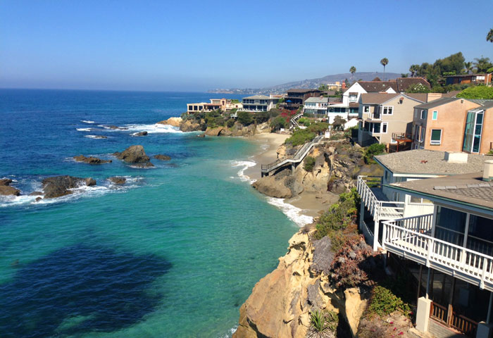 Ruby Street Park Homes For Sale in Laguna Beach, California