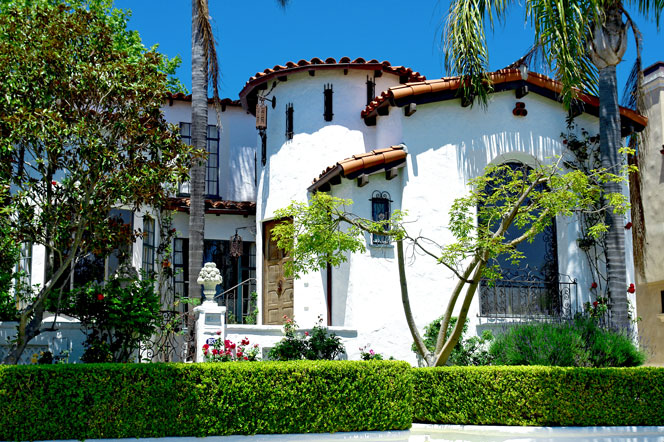 Spanish Style spanish style homes for sale - laguna beach real estate