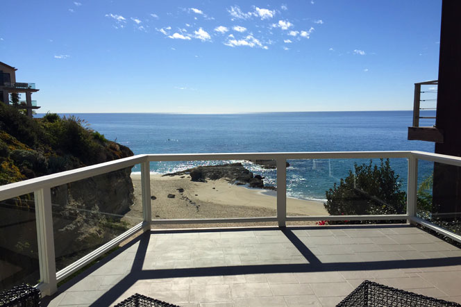Table rock beach ocean view homes for Laguna beach properties for sale
