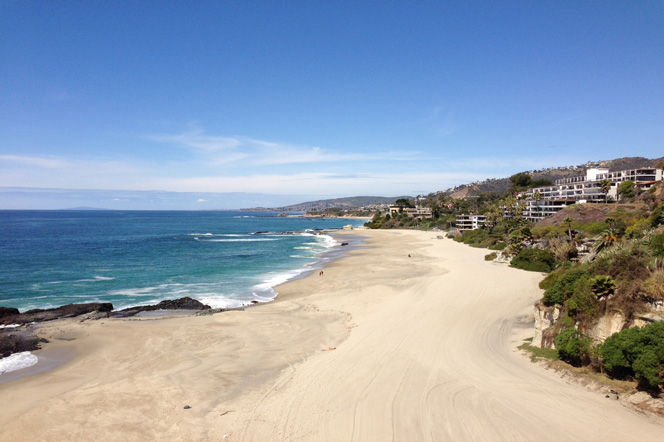 Table Rock Ocean Front Views | Laguna Beach Real Estate