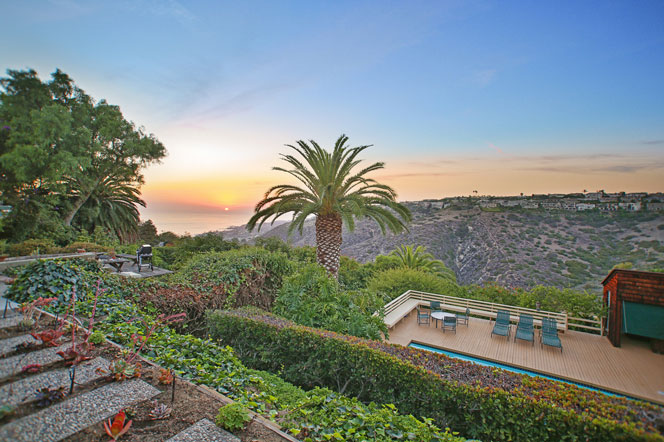 Temple Hills Ocean Views in Laguna Beach, California