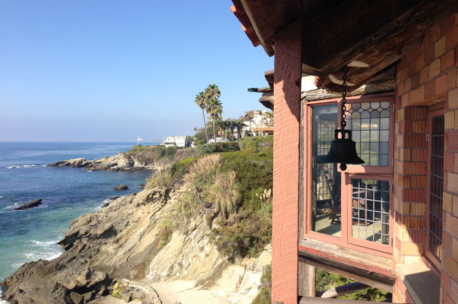 Villa Rockledge Laguna Beach | Historic Home For Sale