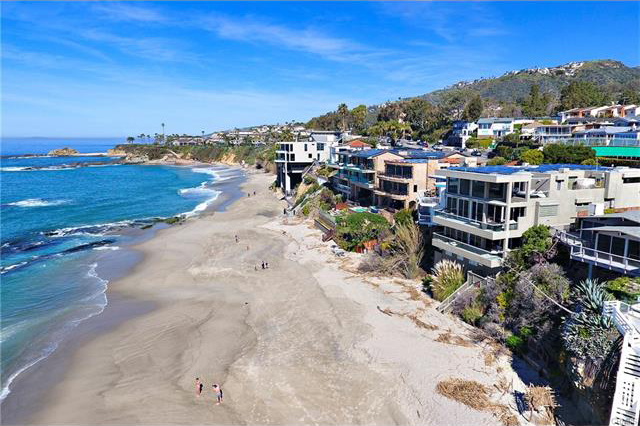 Laguna Beach Ocean Front Home For Sale