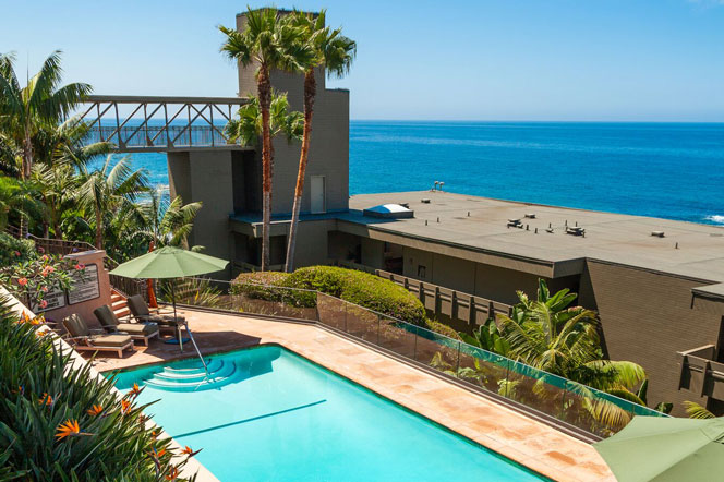 Laguna Lido Laguna Beach Pool