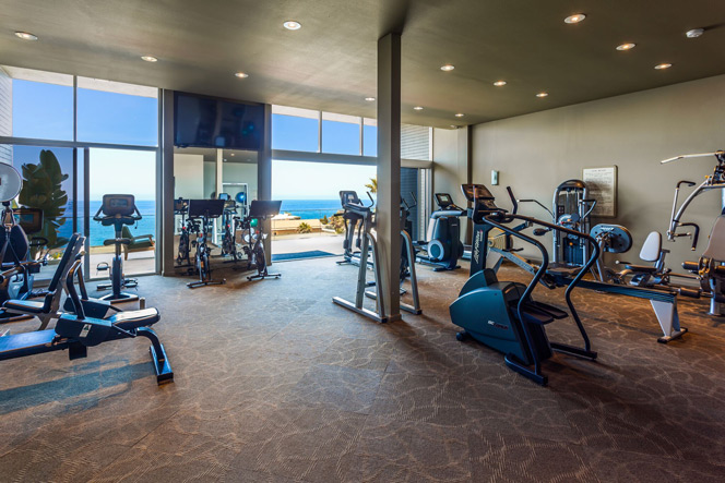 Laguna Lido Workout Room
