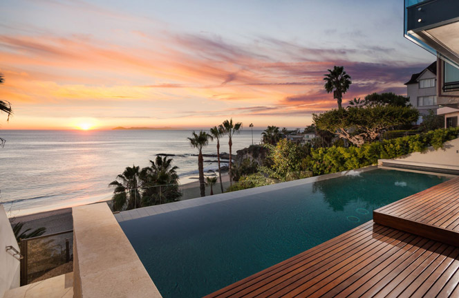 South Laguna Oceanfront Home