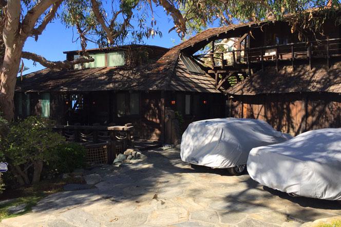 The ark laguna beach historic property for Laguna beach house prices