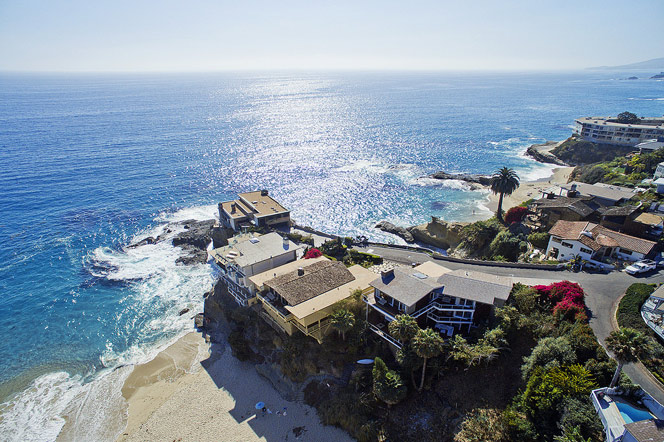 South Laguna Bluffs Homes in Laguna Beach, CA