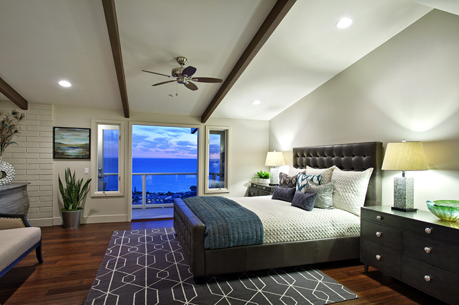 Emerald Terrace Contemporary Ocean View Home
